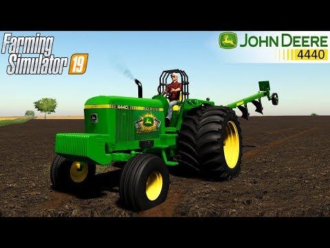 John Deere 4440 puller v1.0