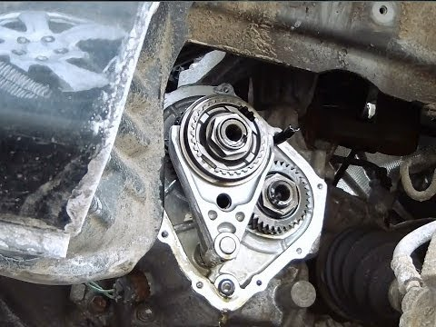 Replacing 5th Gear & Synchro Ring on a 04-09 Mazda 3