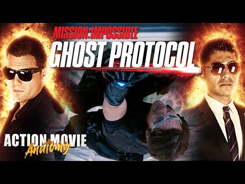 Mission Impossible: Ghost Protocol (Tom Cruise) Review | Action Movie Anatomy
