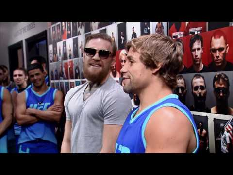 The Ultimate Fighter Look Back: Conor McGregor & Urijah Faber