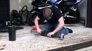 8. How to cut/modify your motorcycle exhaust
