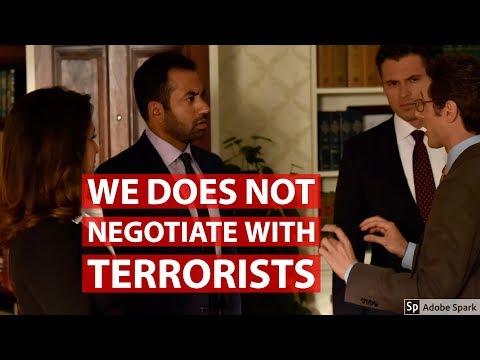 Designated Survivor BADASS Tom Kirkman threaten Russian and ukraine Ambassadors | Best Tv Moments