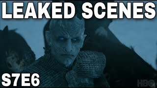 Season 7 Episode 6 Leaked Scenes! - Game of Thrones Season 7 E...