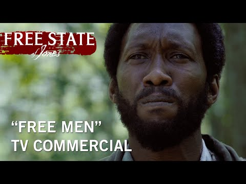 Free State of Jones (TV Spot 'Free Men')