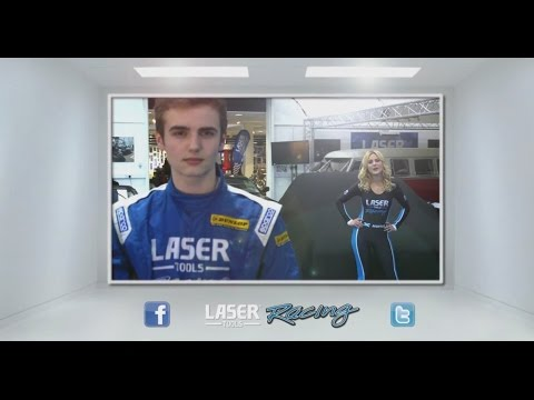 LASER NEWS AUTOSPORT INTERNATIONAL —  Show Report with Aiden Moffat!