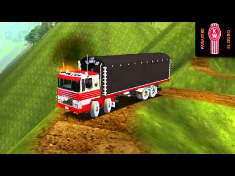 Steel Haulin International Eagle 9400i El Pescadero 18 Wos Haulin