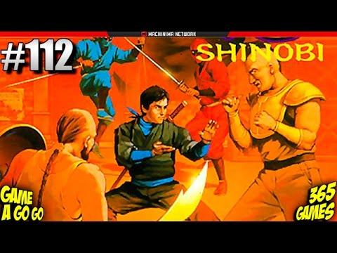 Shinobi PC Engine