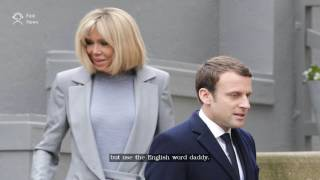 Video Brigitte Macron: ever present beside France's presidential hopeful MP3, 3GP, MP4, WEBM, AVI, FLV September 2017