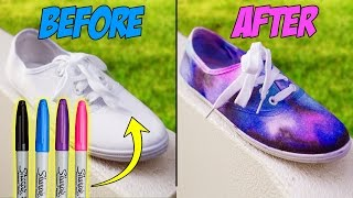 DIY Clothes Using SCHOOL SUPPLIES!! DIY Ideas for BACK TO SCHOOL! by The Wonderful World of Wengie