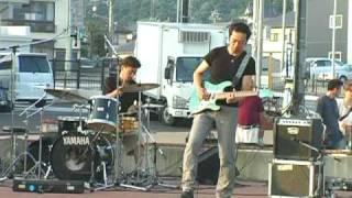 音楽と花火の共演2010【四倉】