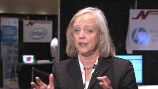 HPE's Meg Whitman: Symposium 2013 video