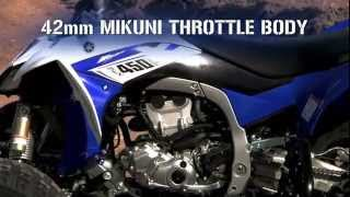 5. 2014 Yamaha YFZ450R Features & Benefits