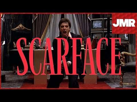 Scarface - The Rise and Fall of Tony Montana
