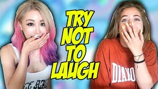 Video Try Not To Laugh Challenge With Baby Ariel MP3, 3GP, MP4, WEBM, AVI, FLV Juli 2018