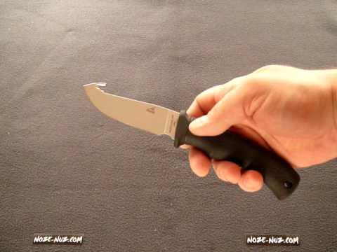 Відеоогляд мисливського ножа Gerber Gator Gut Hook