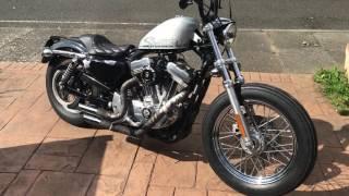 9. 2007 Harley Davidson Sportster 883L July 2017