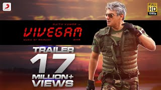 Vivegam Official Tamil Trailer Ajith