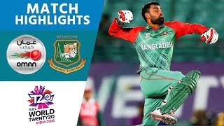 Video ICC #WT20 Bangladesh vs Oman – Match Highlights MP3, 3GP, MP4, WEBM, AVI, FLV September 2018