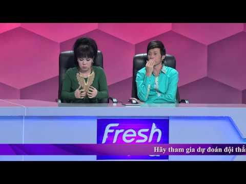 NGƯỜI BÍ ẨN 2015 TẬP 8 -  Ngày 3/5/2015 (Nhật Kim Anh, Tấn Beo)