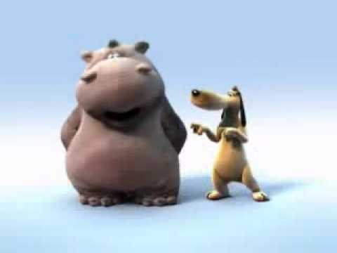 El hipopótamo cantarín