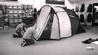 Кемпинговая пятиместная палатка High Peak  Ancona 5
