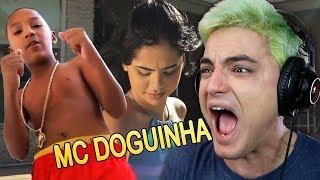 REAGINDO A MC DOGUINHA (SÉRIO???)