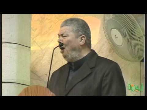 خطبة الجمعة لفضيلة الشيخ عبد الله 17/1/2014