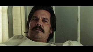 No Country for Old Men (2007) - Carson Wells & Moss | Hospital Scene