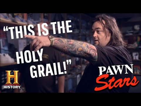 Pawn Stars: HOLY GRAIL DISCOVERIES *Part 1* (7 Super Rare High Value Items) | History