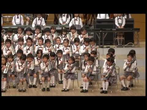 東京いずみ幼稚園 合奏5歳児 交響曲第9番「新世界より」第4楽章