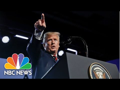 'I'm A Very Stable Genius,' President Donald Trump Says As NATO Summit Ends | NBC News