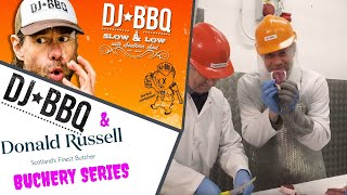 DJ BBQ Discusses  Lamb Rosettes and Valentines with Donald Russell Butchers by DJ BBQ