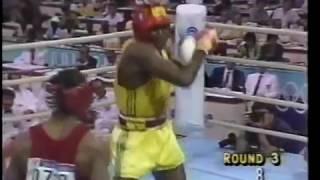 https://www.youtube.com/channel/UC6FqANEgtGaWq-7Yc748vCwБокс Кенни Гоулд-Джозеф Марва Kenny Gould-Joseph Marwa Олимпиада 1988 -67кг
