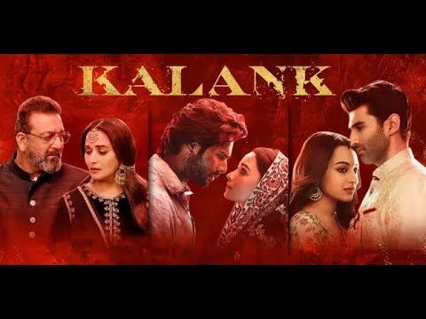 Kalank Movie (2019) HD | Varun, Alia Bhatt, Madhuri Sanjay Dutt | Full - Hindi Movie Promotion