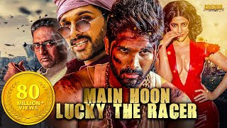 Main Hoon Lucky The Racer Hindi Dubbed Full Movie | Latest Allu Arjun Hindi Dubbed Movies
