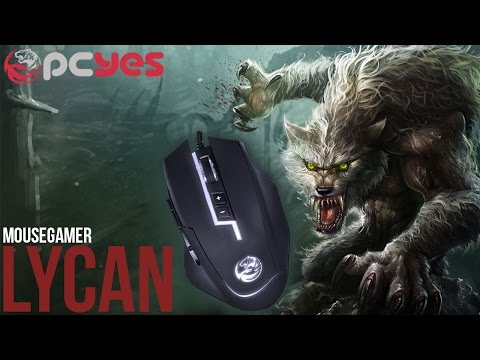 MOUSE PCYES LYCAN!! ‹ ChipArt ›