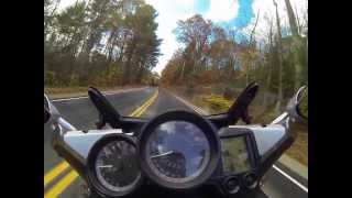 2. 2011 Yamaha FJR1300 - Riding Route 149 - Weare, Deering, and Hillsboro, NH