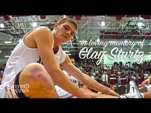 tribute - Clay Sturtz was a senior captain for John Glenn's Regional runner-up basketball team in 2014. On October 21, 2014 he was taken from us too soon in a tragic car accident at age 18. We created...
