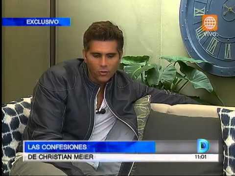 Las confesiones de Christian Meier