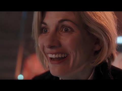 The Twelfth Doctor Regenerates – Peter Capaldi to Jodie Whittaker | Doctor Who | BBC (видео)
