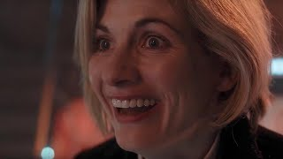 The Twelfth Doctor Regenerates (Jodie Whittaker's first scene)