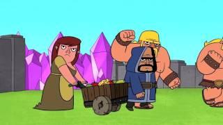 Clash-A-Rama! 11 друзей гоблина. (Русская озвучка)