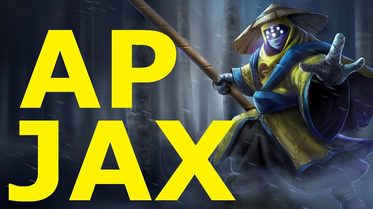 Liên Minh Huyền Thoại: Jax AP quay tay thần thánh