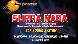Live Streaming  Dian Pictures SUPRA NADA /Banyudono/Mojodoyong/Kedawung/Sragen