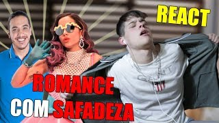 image of REACTION ROMANCE COM SAFADEZA ( ANITTA & WESLEY SAFADÃO )