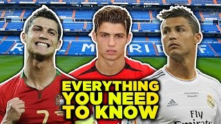 Cristiano Ronaldo | Everything You Need To Know… by Football Daily