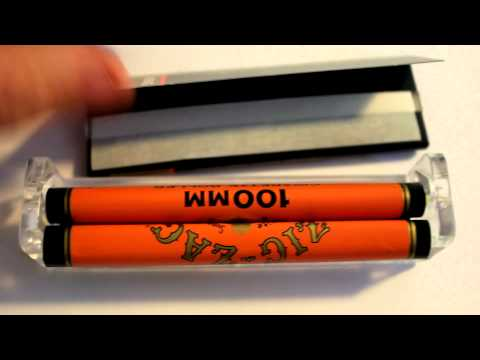 zig zag king size 100mm cigarette rolling machine