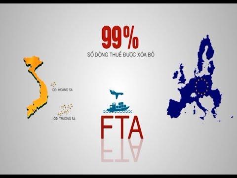 Hiệp định thương mại tự do Việt Nam - EU (EV-FTA) - Cơ hội xuất khẩu hàng dệt may Việt Nam