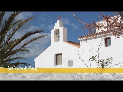 El pequeño pueblo de Sant Francesc de S'Estany