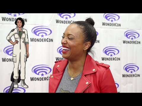 We talk to Aisha Tyler about Archer 1999, Directing and writing more after Criminal Minds & more